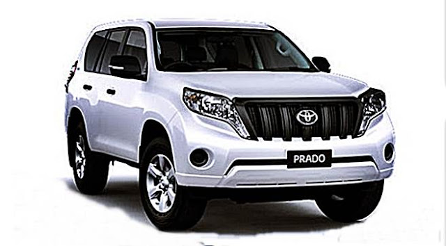 2018 Toyota Prado Redesign, Release Date and Price