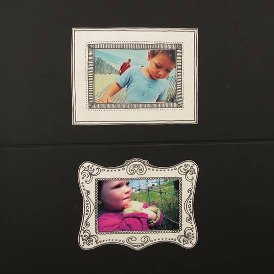 http://www.ohohblog.com/2014/06/diy-magnet-frames.html