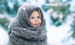Τα παιδιά που γεννιούνται τον χειμώνα είναι ξεχωριστά!