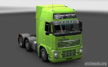 Volvo FH16 XXL GHP