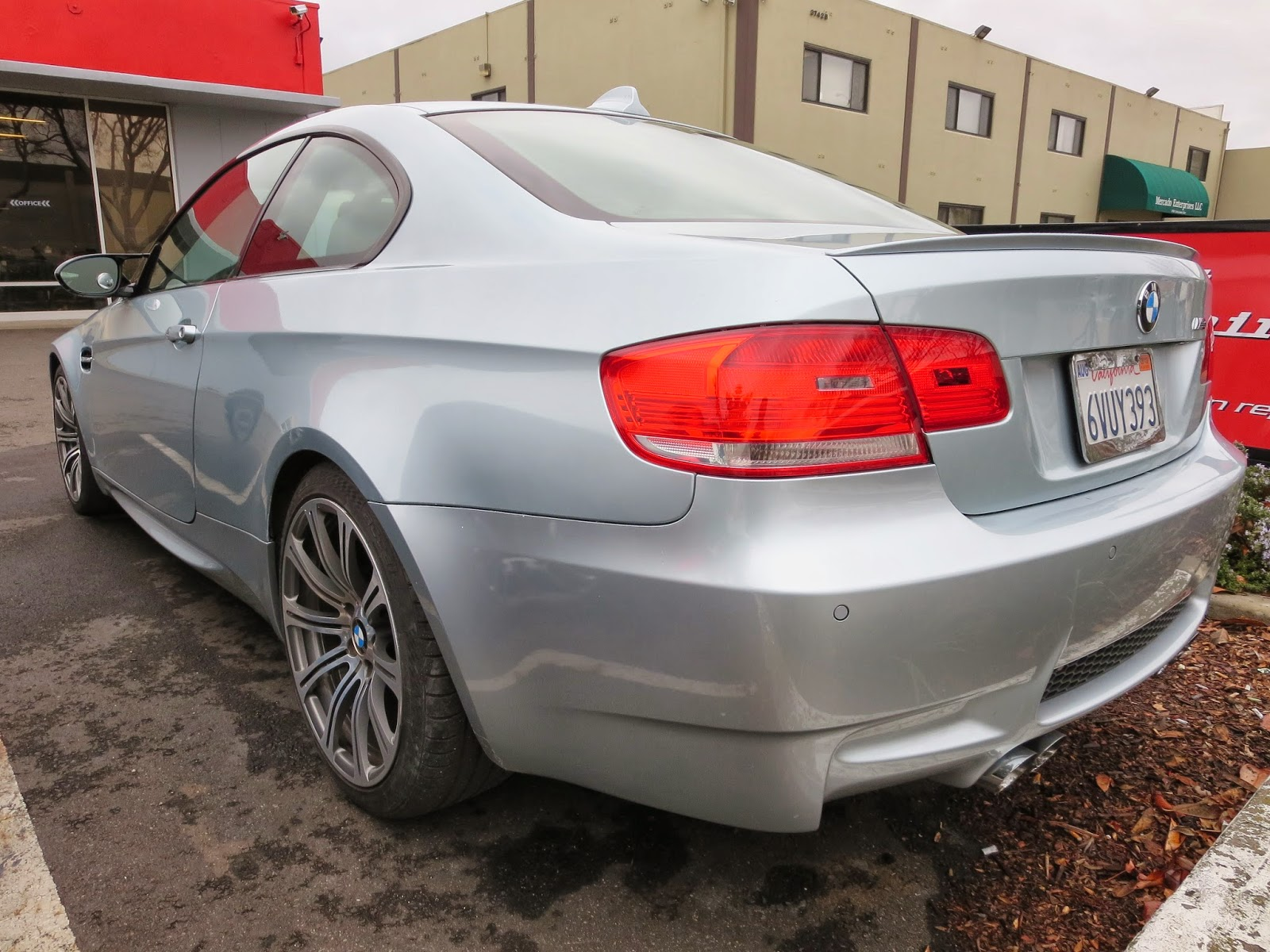 BMW M3 after auto body repair at Almost Everything's collision center