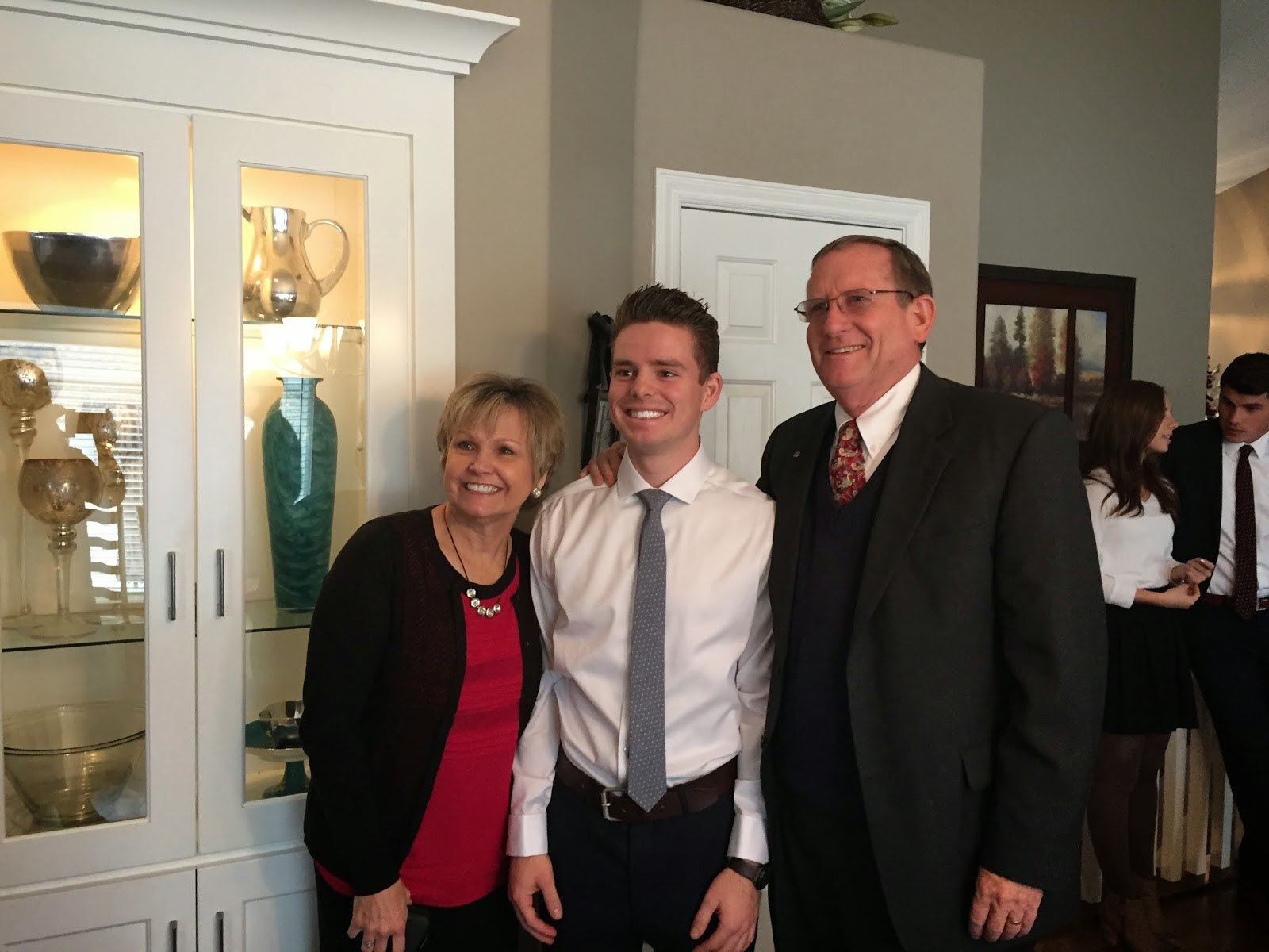 Elder Brandon Hays Berlin Germany Mission