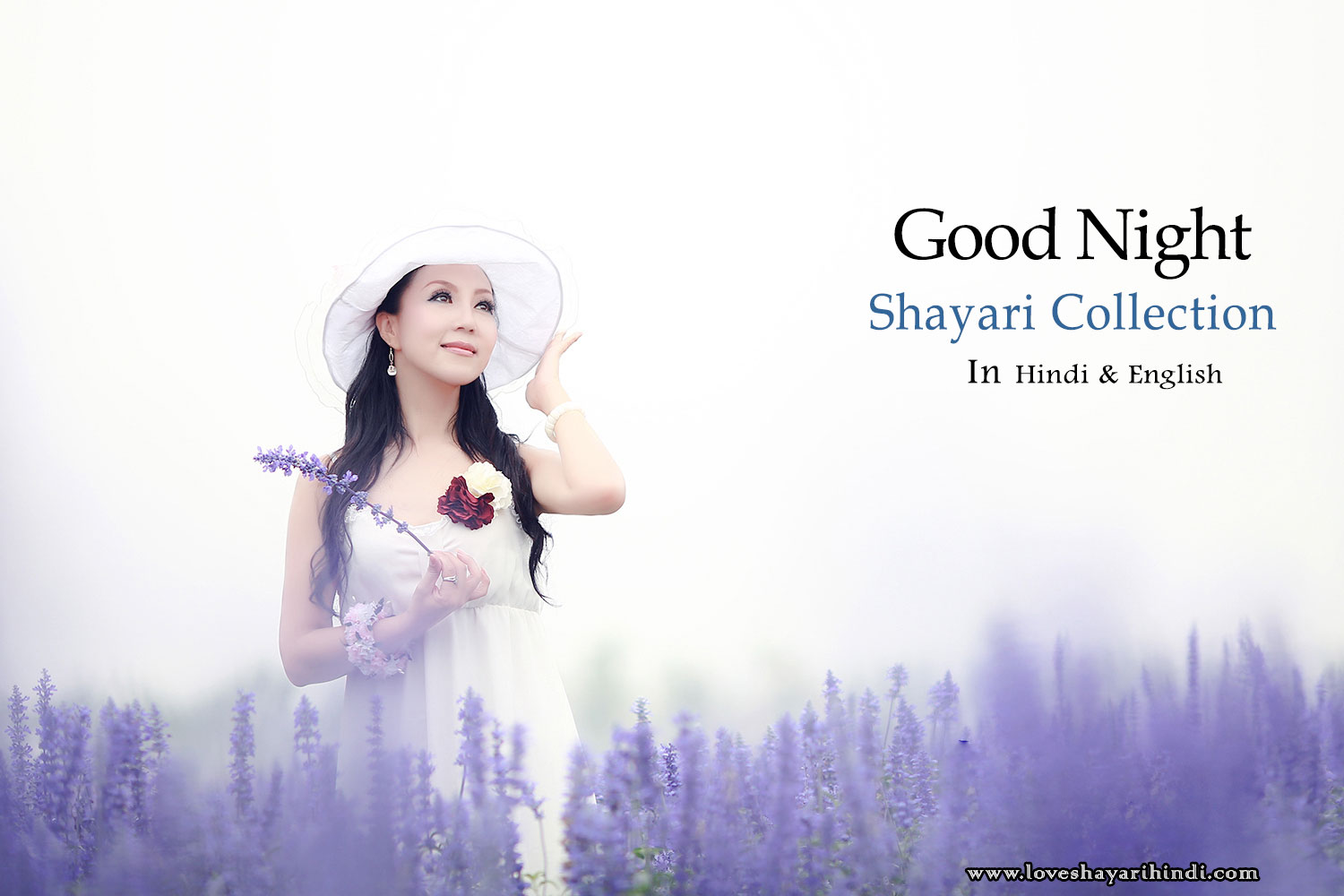 Best Good Night Shayari in Hindi and English
