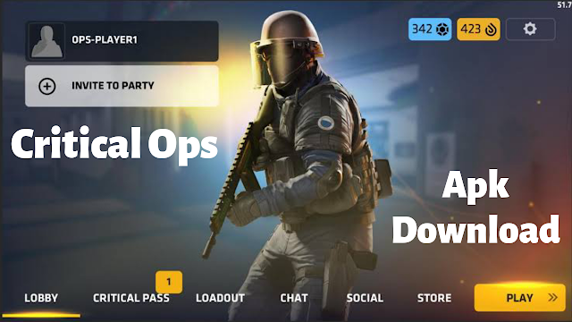 Critical Ops APK Latest Version Direct Download