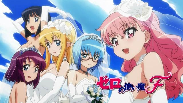 Zero no Tsukaima Final ( Season 4 ) BD Sub Indo : Episode 1-12 END | Anime Loker