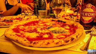 Italie Pizza naples napoli