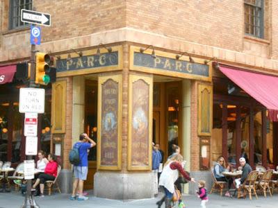 Parc Brasserie Restaurant in Philadelphia Pennsylvania