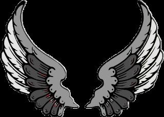 Logo Polos Sayap Garuda PNG