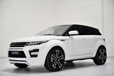 startech range rover sport design - concept cars