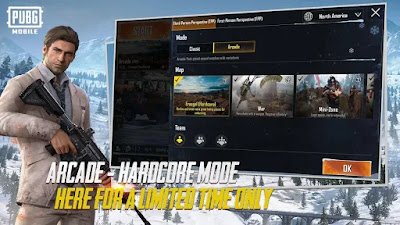 Hardcore Mode In PUBG Mobile