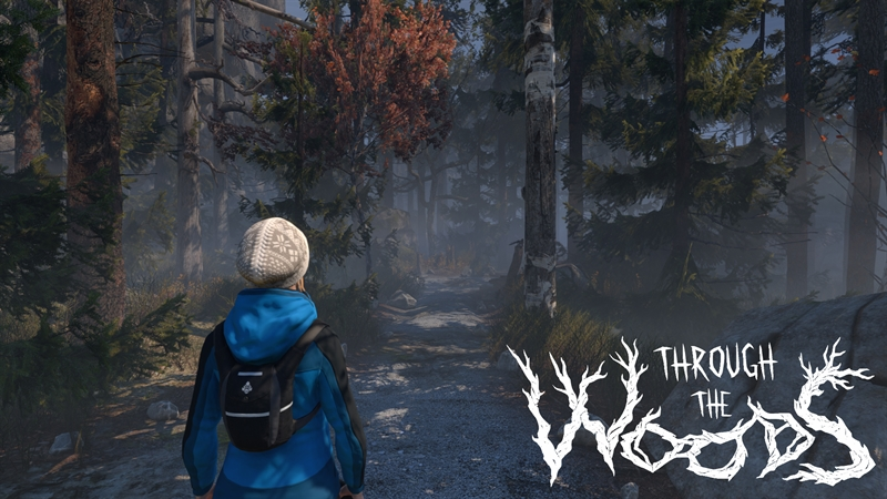 Through the Woods Free Download Poster