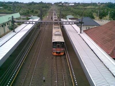 Alamat Stasiun Tangerang