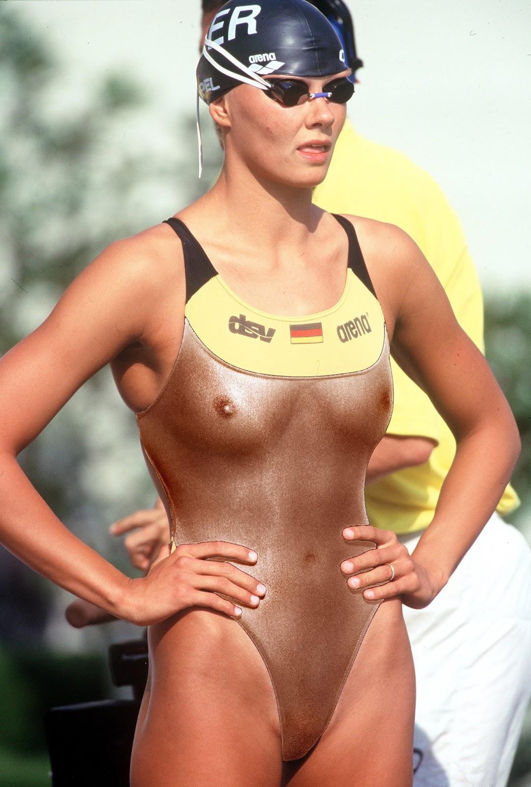 Sportlerin Nude