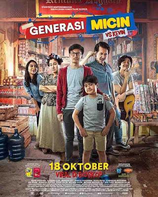 Film Generasi Micin vs Kevin
