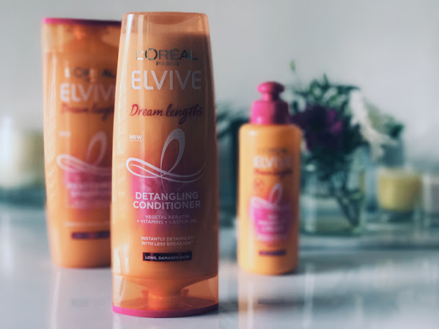 L'Oreal Elvive Dream Lengths Long Hair Collection Reviews