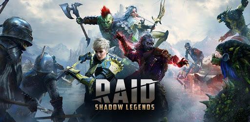 تحميل لعبة RAID: Shadow Legends مجانا للاندرويد