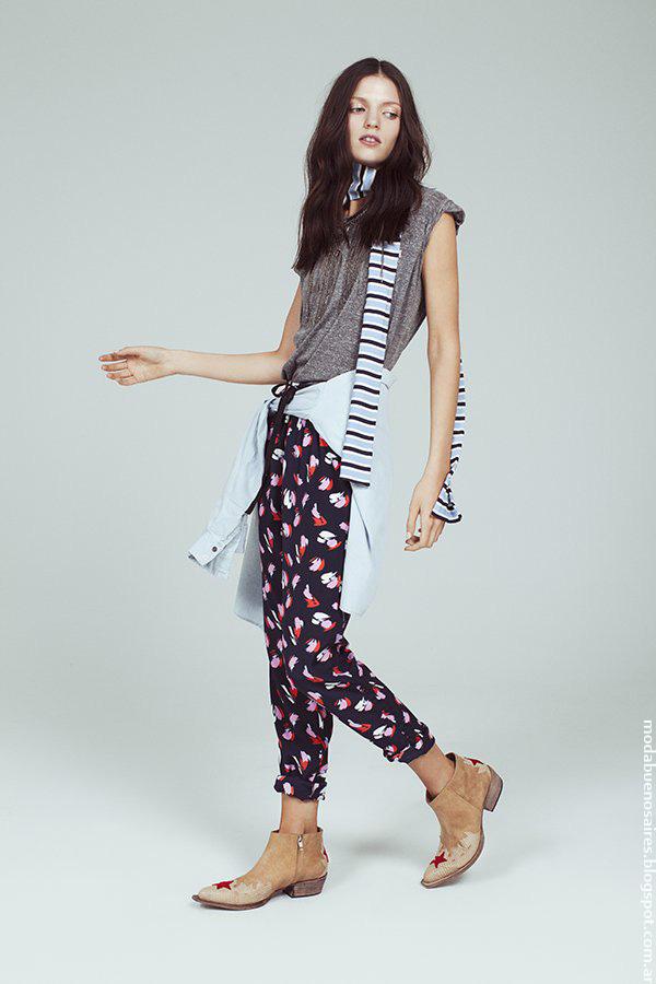 Ropa de moda mujer verano 2017 Kosiuko.