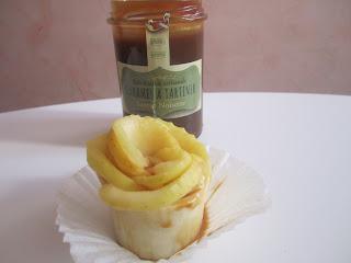 Roses feuilletée avant cuisson