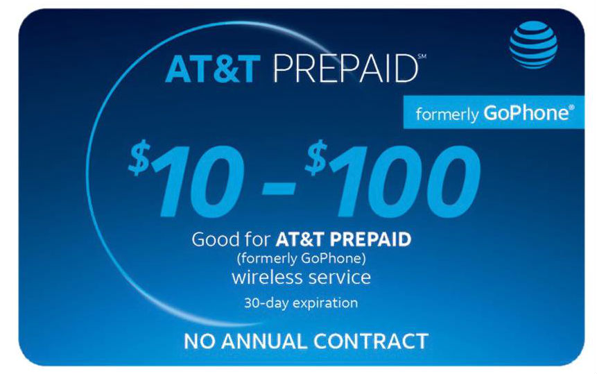 At t rebranding gophone as at t prepaid prepaid mobile for T mobile refill