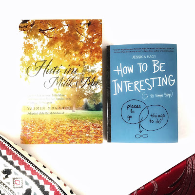"""October Book Giveaway by Blog Siqahiqa"""