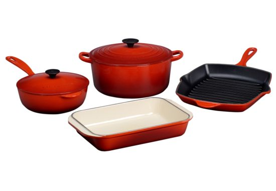 hildreth 39 s home goods spotlight le creuset cookware. Black Bedroom Furniture Sets. Home Design Ideas