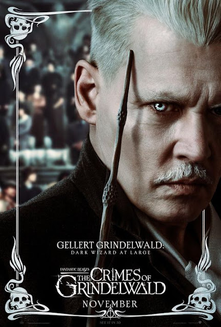 Fantastic Beasts The Crimes of Grindelwald 2018  Dual Audio HDRip 480p ESub x264