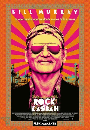 Poster Rock the Kasbah 2015