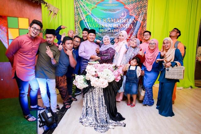 Buffet Ramadhan 2018 Ambassador Putrajaya
