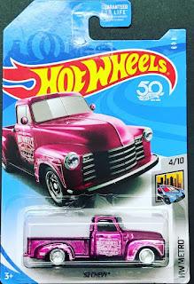 Hotwheels DC Comics Superman 71 Chevy el camino aleaciones y neumáticos de goma real \