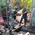 TNI Koramil 01/Kota Cilacap Bantu Rehabilitasi 2 Unit RTLH
