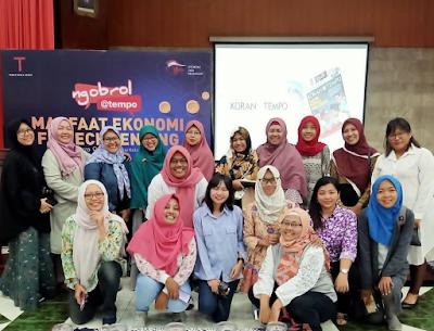 Ngobrol Tempo Manfaat Ekonomi Fintech Lending Semarang