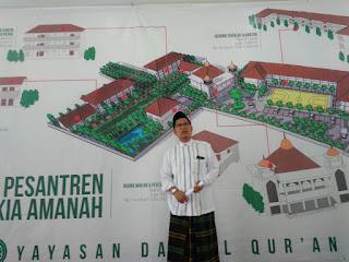 Forjim dan Pesantren Cendekia Amanah Kerjasama Gelar Pelatihan One Masjid One Journalist