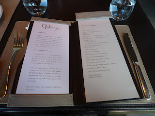 【Afternoon Tea分享】Clé de Peau Beauté x Cafe Gray Deluxe@The Upper House Afternoon Tea + CdPB La Creme試用文