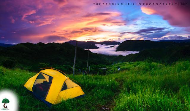 camping in tanay rizal