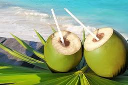adakah manfaat lain dari air kelapa? Berikut informasinya.