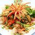 Học nấu ăn với gỏi Việt Á Âu