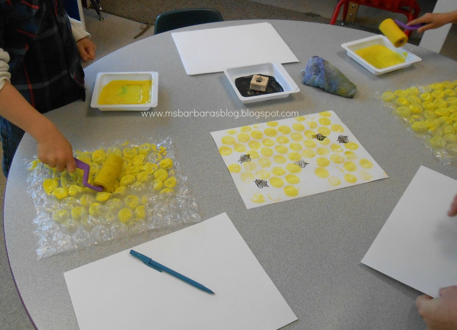 For The Children Bees A Preschool Study