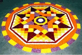 Pookalam Image-Pookalam Design 7 [ Onam Pookalam Images And Design For Onam Athapookalam Images ]