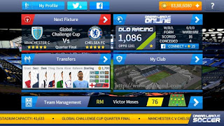 Download DLS 17 v4.04 Mod Chelsea By Yogi Apk + Data Obb