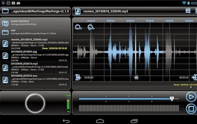 5 Aplikasi untuk Merekam Suara di HP Android yang Bagus