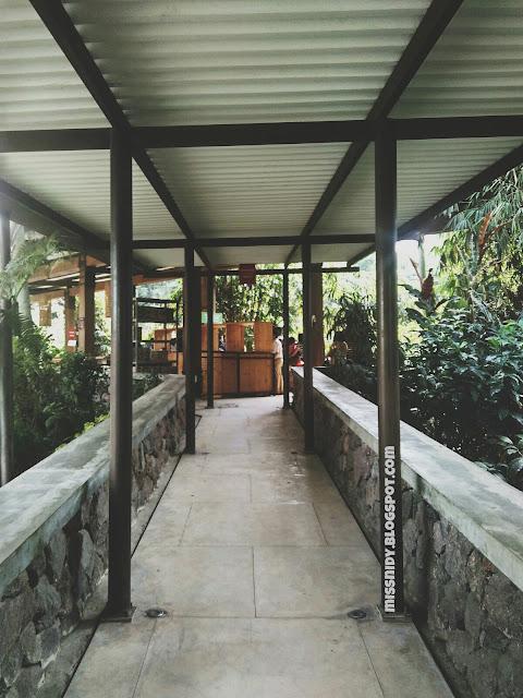 cara menuju ke dusun bambu lembang