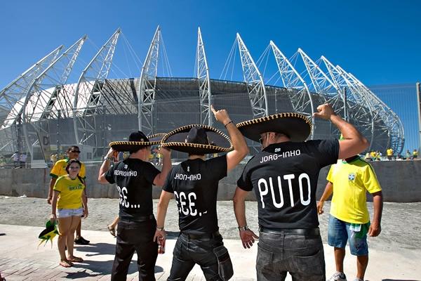 Eee... Puto, el grito de los mexicanos en los estadios | Ximinia