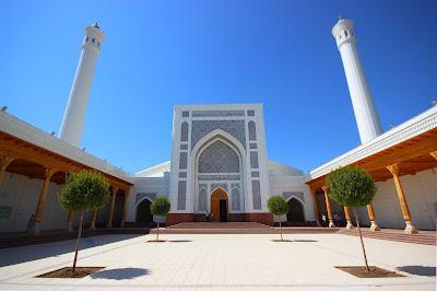Le Chameau Bleu - Blog Voyage Ouzbékistan - Photo de notre voyage en Ouzbékistan