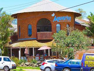 Aquarius Backpackers Resort
