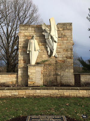 The Annunciation, Our Lady of the Snows, Belleville, IL