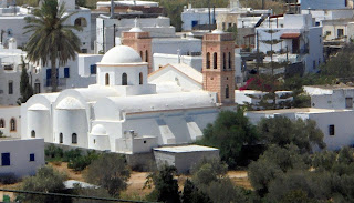 Ο ναός του Αγίου Σπυρίδωνα στη Νάξο