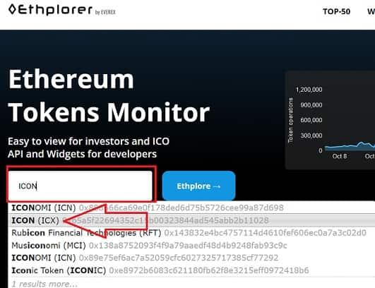 myetherwallet añadir custom token