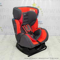 Convertible Car Seat CocoLatter CL888 Group 0+ and 1 (New Born-25kg)