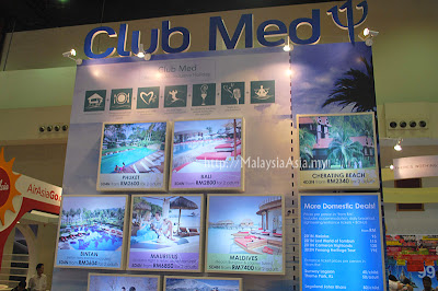 Club Med Promotions at Matta Fair