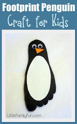 http://www.littlefamilyfun.com/2013/01/footprint-penguin-craft.html